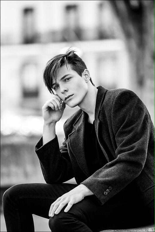 Spanish model guy Berni