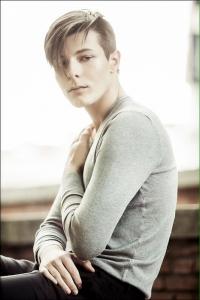 Lovely Spanish male model