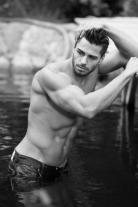 Croatian muscle man