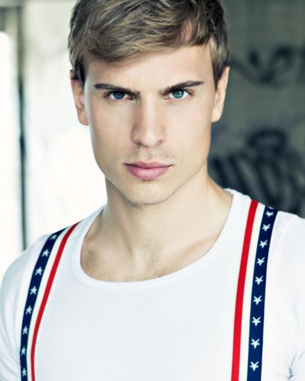 beautiful croatian man