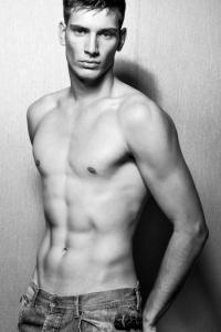 male model Sandy