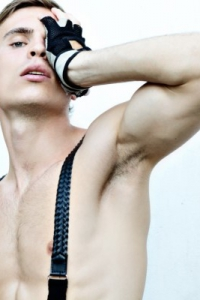 croatian male model