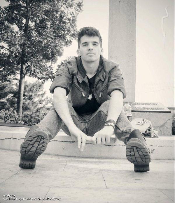Eastern European Men: Silviu Tolu - Romania