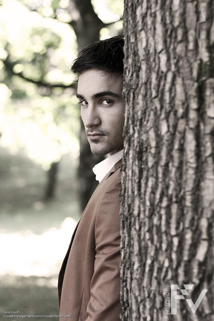 beautiful slovenian guy