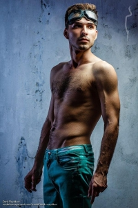 Handsome man from Ukraine