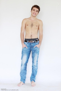 Ukrainian male model