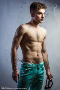 Very attractive Ukrainian guy