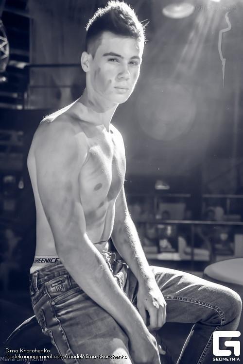 ukrainian model guy