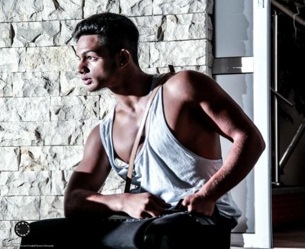 Charming Romanian guy