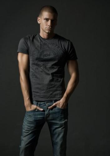 bulgarian model man