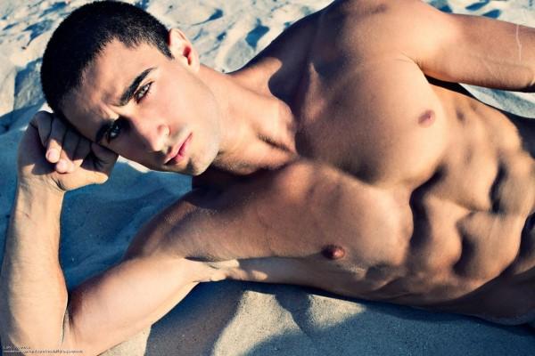serbian male model