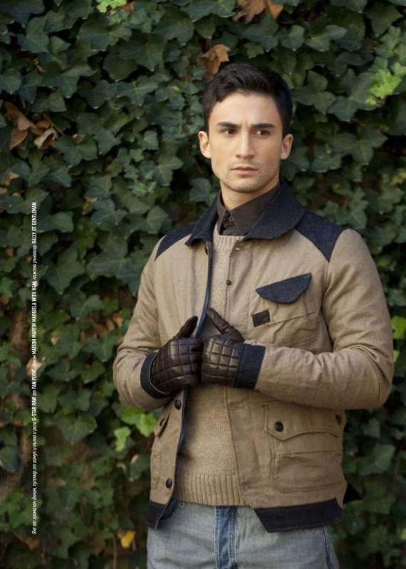 charming man from bulgaria