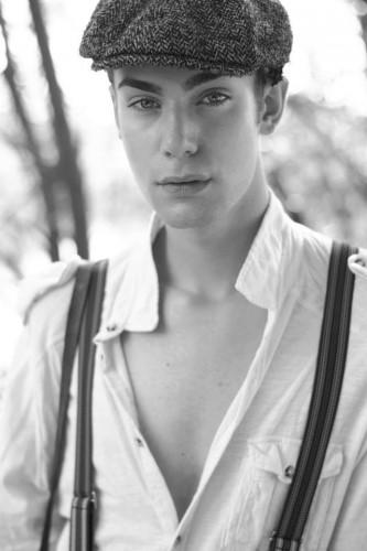 slovakian young male model