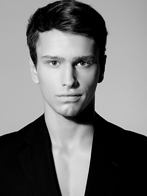 handsome slovenian boy
