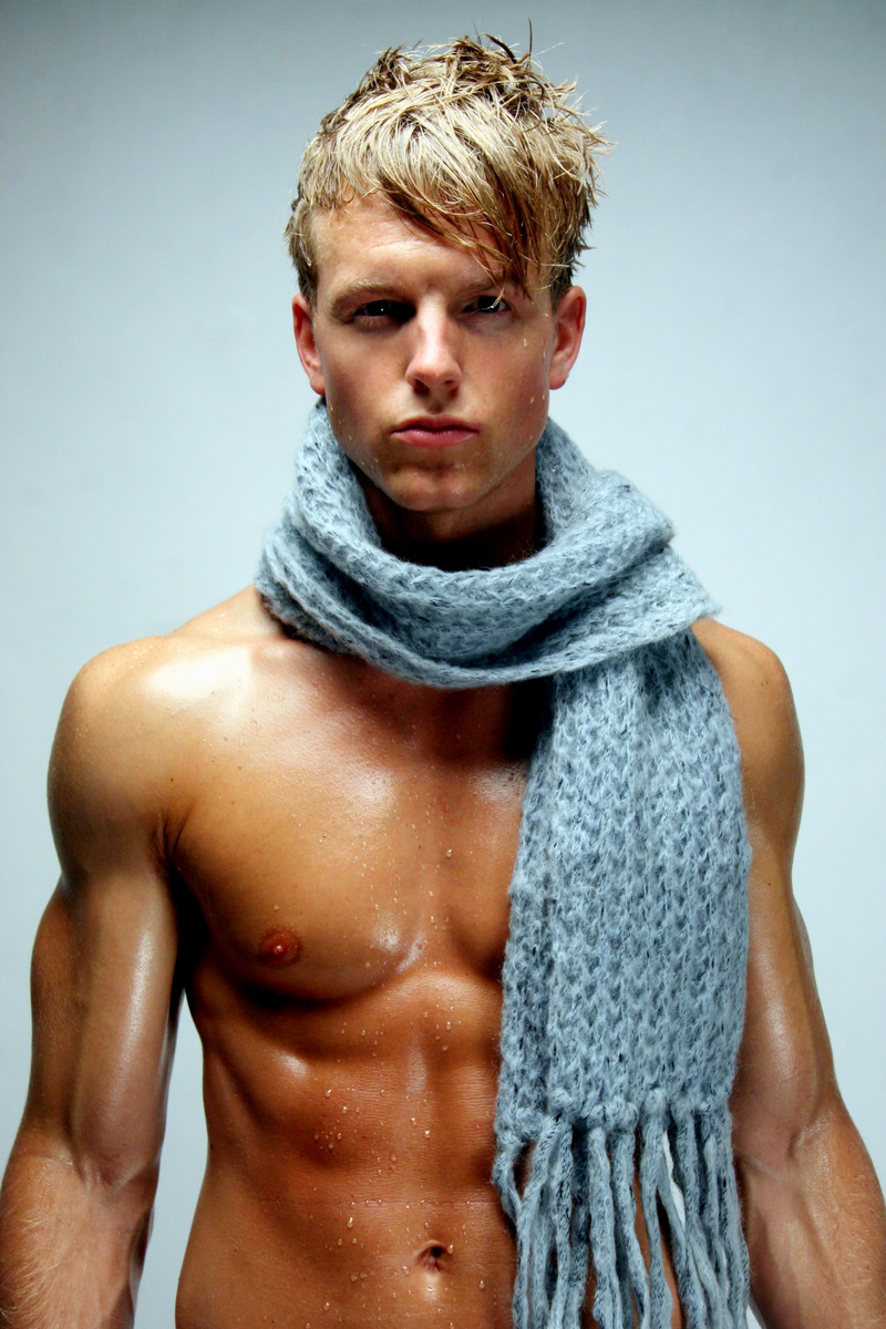 Male model from USA