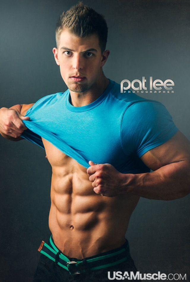 Bodybuilder By Pat Lee