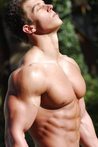 Perry Merlotti - American Bodybuilder
