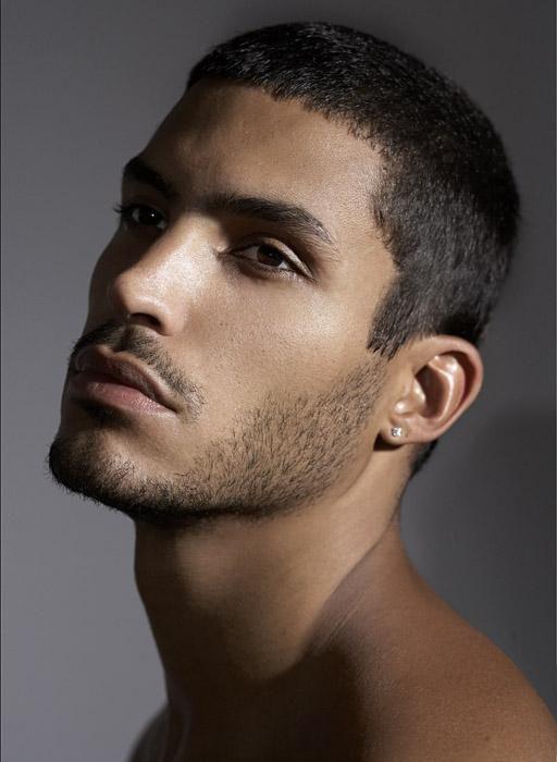 male face 1