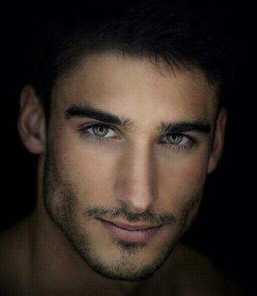 male face 11