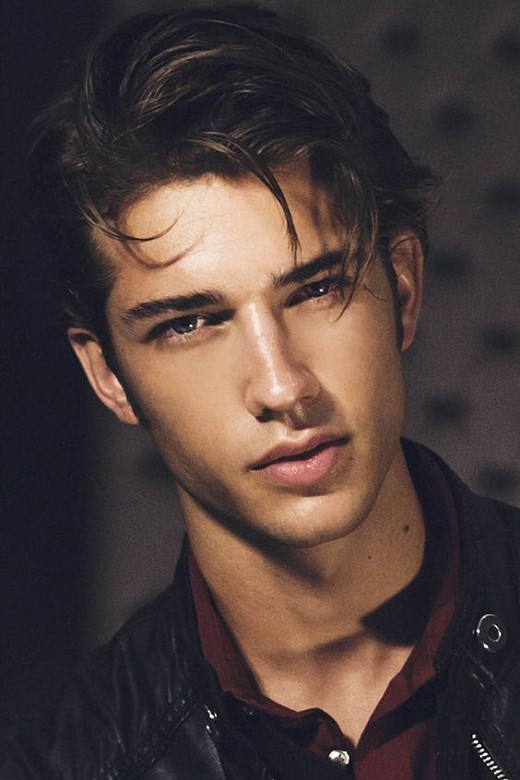 male face 9