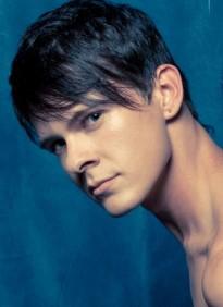 Beautiful Russian guy Evgeny
