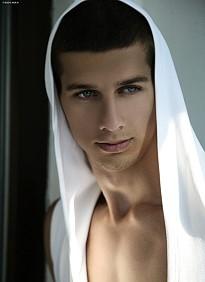 Czech male model