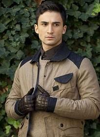 Charming Bulgarian man