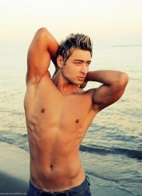 Italian muscle guy Patrick