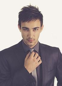 Charming Slovenian guy Tomi